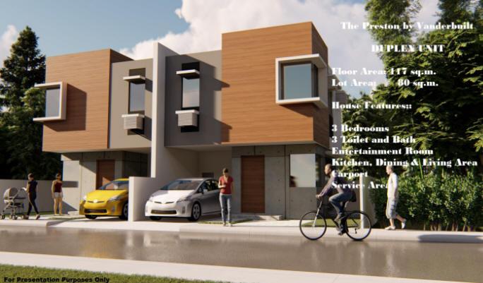 Fulton duplex residences fulton duplex residences lahug for Cebu home designs