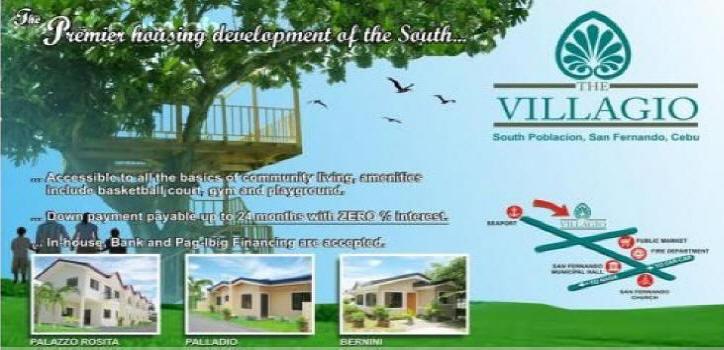 Villagio San Fernando, South Poblacion San Fernando Cebu House for
